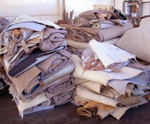 carpets for recycling